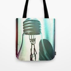 Art should disturb the comfortable. Tote Bag