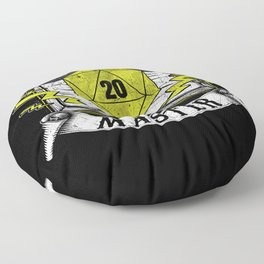 Role Playing Dice Dungeon Master Floor Pillow