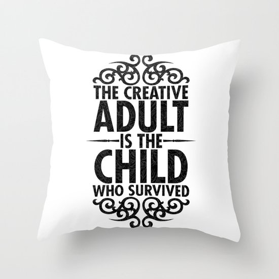 Creative Throw Pillow
