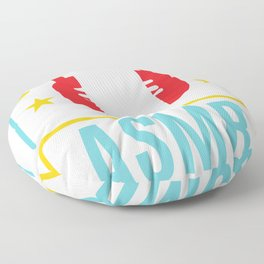ASMR product I Autonomous Sensory Meridian Gift Floor Pillow