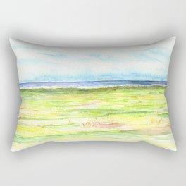 Sea meadow Rectangular Pillow