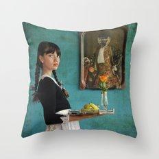 Cornelius Throw Pillow