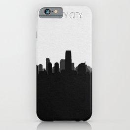 City Skylines: Jersey City iPhone Case