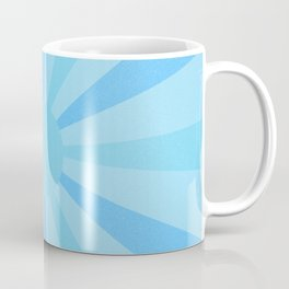 blue sunshine Coffee Mug