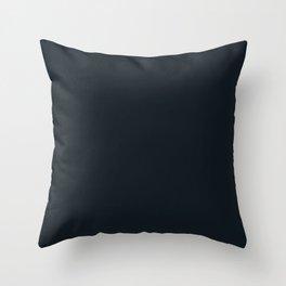 Cincinnati Football Team Black Solid Mix and Match Colors Throw Pillow