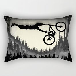 MTB Trickz S Rectangular Pillow
