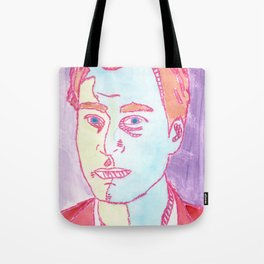 Christopher Nolan Tote Bag