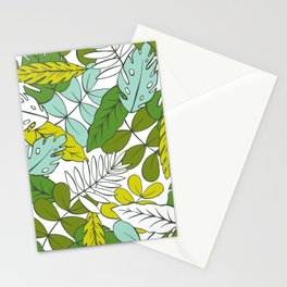 Modern Tropics Stationery Cards