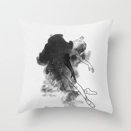 The power in you. Throw Pillow