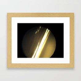 ISK , SYSTEM 2 , SKYPLANET Framed Art Print
