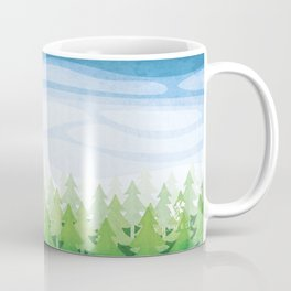 Kawartha Forest Coffee Mug