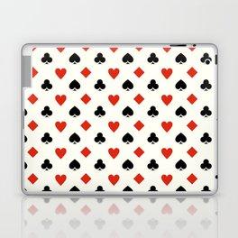 Playing Card Suits Laptop & iPad Skin