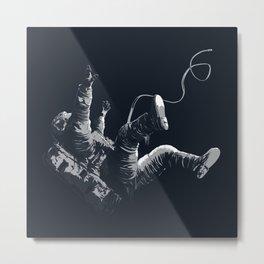 Astronaut - Death By Black Hole Metal Print