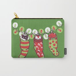 Jingle Meow Carry-All Pouch