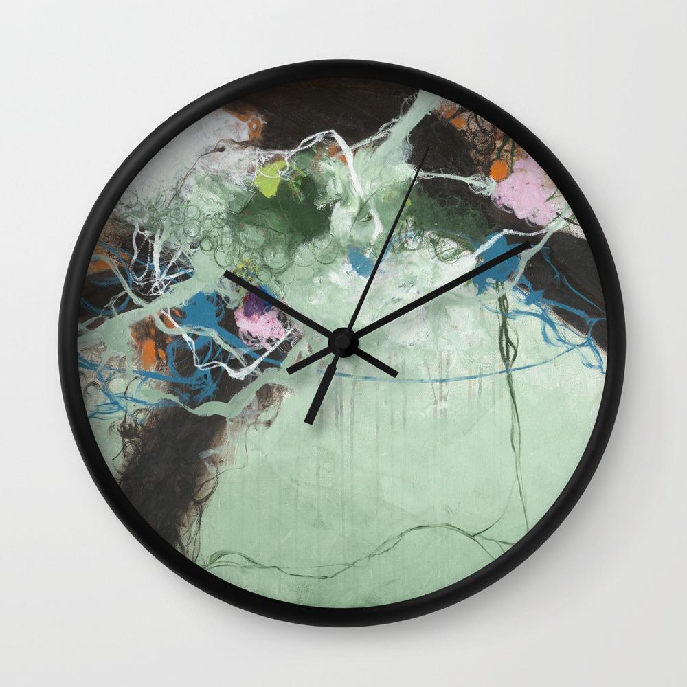 Celestial Wall Clock By Cogwurx Society6