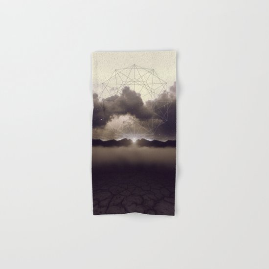 Beyond the Fog Lies Clarity | Dawn Hand & Bath Towel
