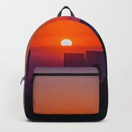 Newport Center Sunset Backpack