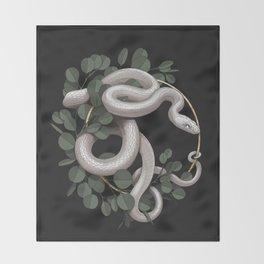 Rose Gold Throw Blanket
