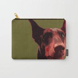 Doberman, majestic dog Carry-All Pouch