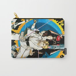 """Space Opera """"Buzz"""" Poster 1976 Carry-All Pouch"""