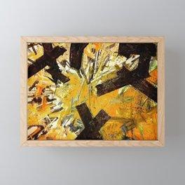 Escalera Framed Mini Art Print