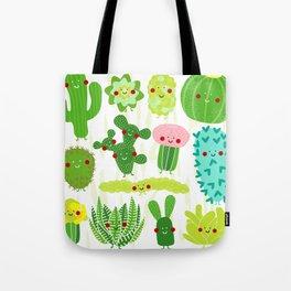 Succulent, succulent, succulent Tote Bag