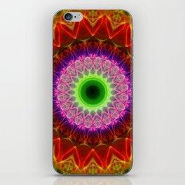 Mandala India  iPhone Skin