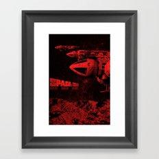 SPACE:1999 Framed Art Print