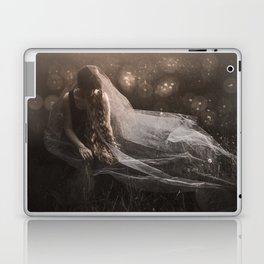 Dreaming of a white wedding Laptop & iPad Skin