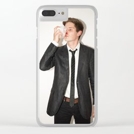 Well, that was a bloody bad Idea Clear iPhone Case