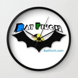 BatFinch Wall Clock