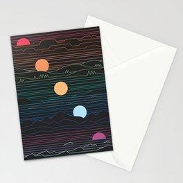 Many Lands Under One Sun Stationery Cards