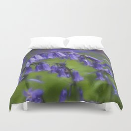 Bluebell Arch Duvet Cover
