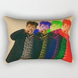 3D Chanyeol Rectangular Pillow