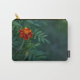 Flowers Tagetes Carry-All Pouch