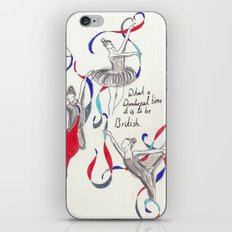 We are Great, Britain iPhone & iPod Skin