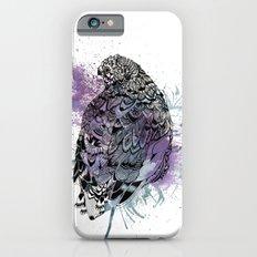 Patterned Quail Slim Case iPhone 6s