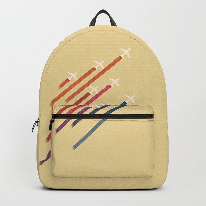 Aerial display (ver.2) Backpack