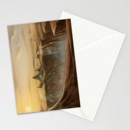 Canion Village Fantasy Landscape Stationery Cards