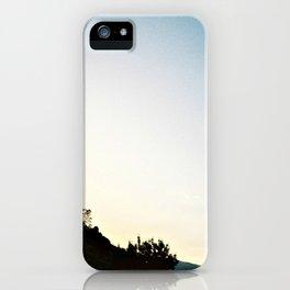 Mountain Dusk iPhone Case