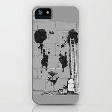 Self Portrait iPhone (5, 5s) Slim Case