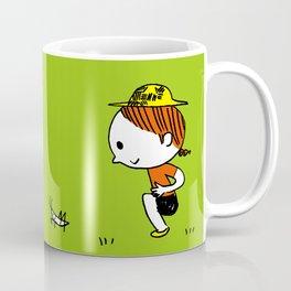 Grasshoppers and girls Coffee Mug