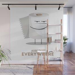 *** Everywhere Wall Mural