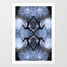 Evanesce Art Print