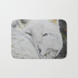 Eye of the Wild by Teresa Thompson Bath Mat