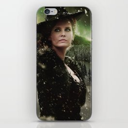Christmas / Wicked Witch iPhone Skin