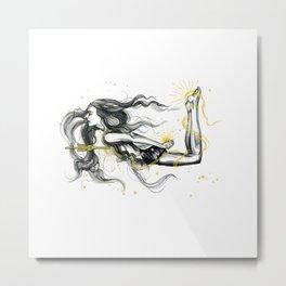 ecstacy Metal Print