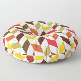 Abstract Art 19-05 Floor Pillow