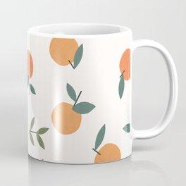 Clementines  Coffee Mug