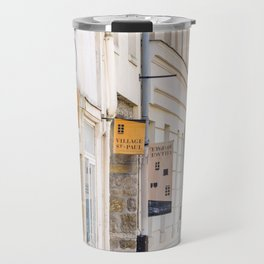 Paris Street Style No. 3 Travel Mug